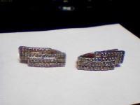 Кольцо с камнями Золото 585 (14K) вес 2.87 г