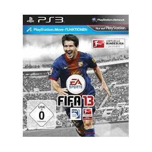 Диск для Sony PS3 FIFA13