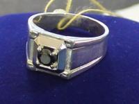 Перстень  Серебро 925 вес 5.20 г