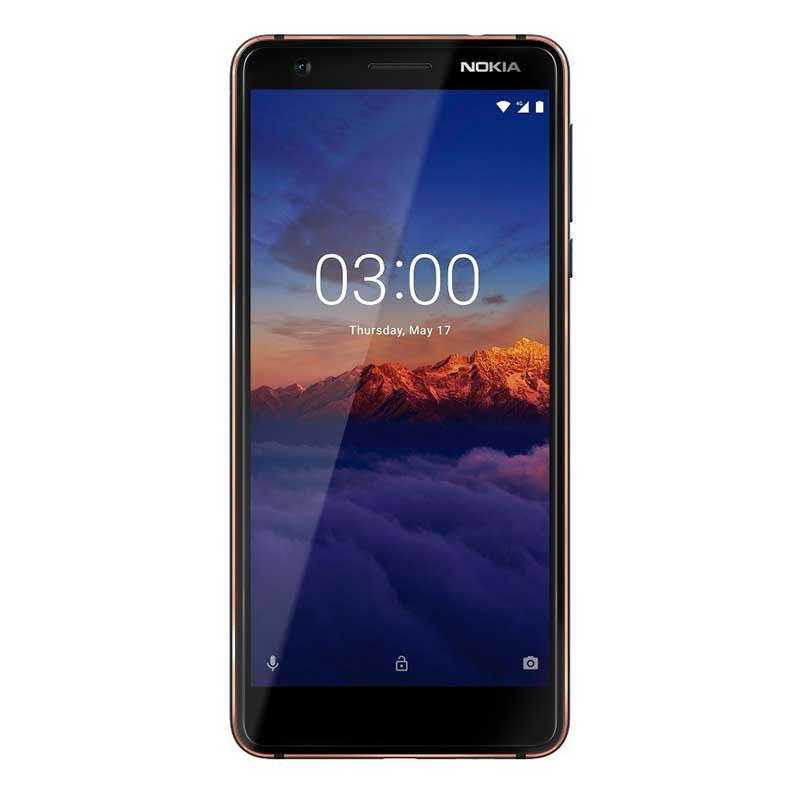 Смартфон Nokia 3.1 16GB Android One