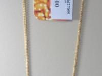 Цепочка Золото 585 (14K) вес 4.19 г