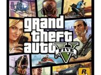 Диск Sony Playstation 3 GTA5