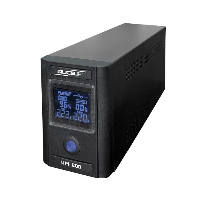 Интерактивный ИБП RUCELF UPI-800-12-EL