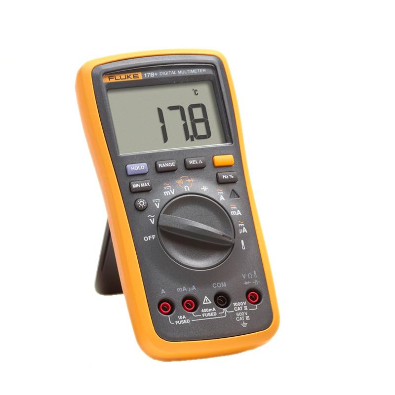 Мультиметр цифровой FLUKE 17B+
