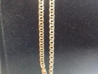 Браслет Золото 585 (14K) вес 5.06 г