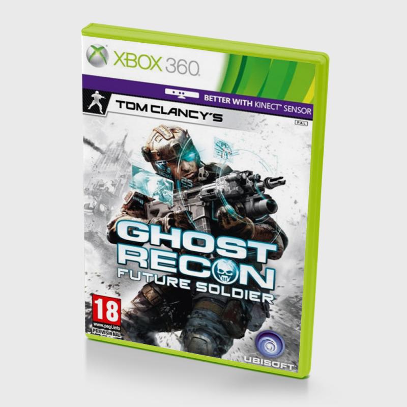 Диск для Xbox 360 Ghost Recon