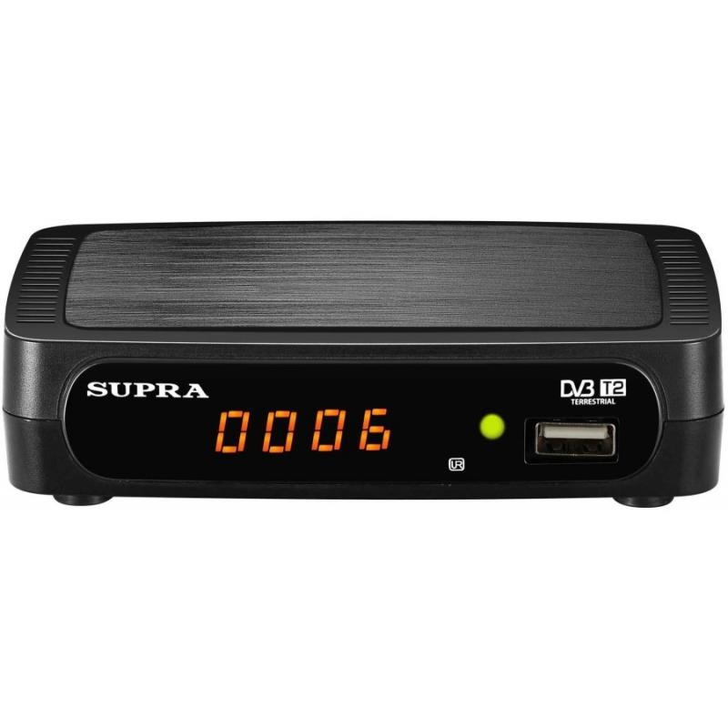 ТВ приставка Supra SDT-84