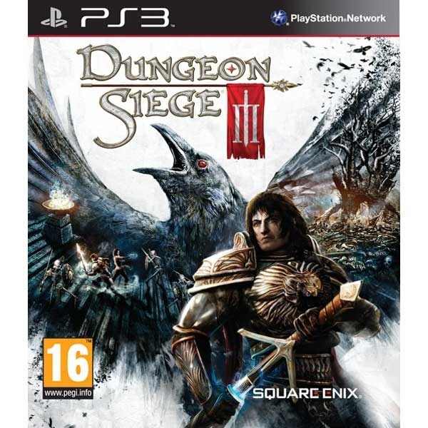 Диск PS3 Dungeon Siege 3