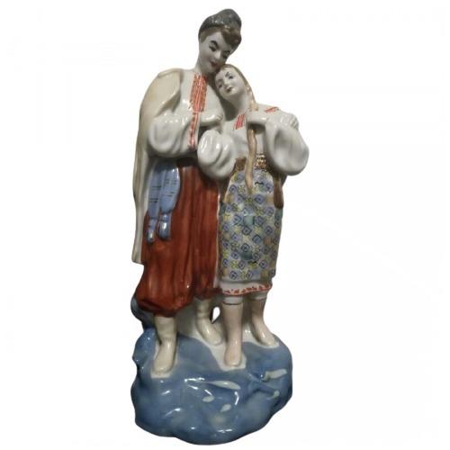 Фарфоровая статуэтка «Майская ночь»