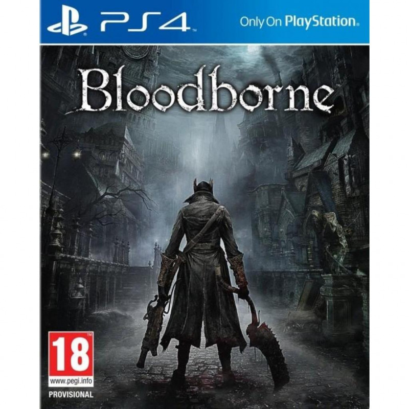 Диск PS4 Bloodbourne