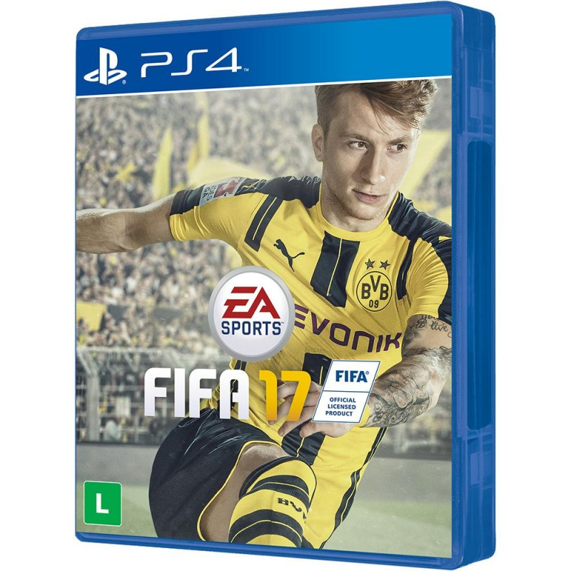 Диск для PS4 FIFA 17