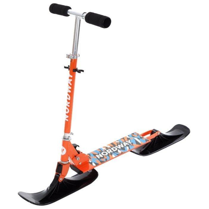 Самокат-снегокат NORDWAY Снежный скутер