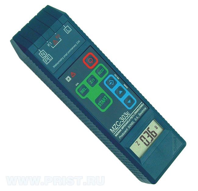 Измеритель параметров электропитания Sonel MZC 300
