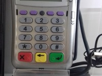 Терминал безналичной оплаты VeriFone vx810