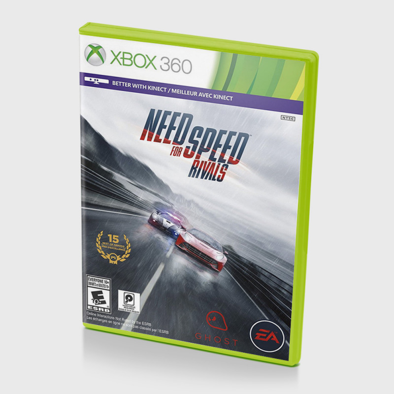 Диск для XBOX 360 Need For Speed Rivals