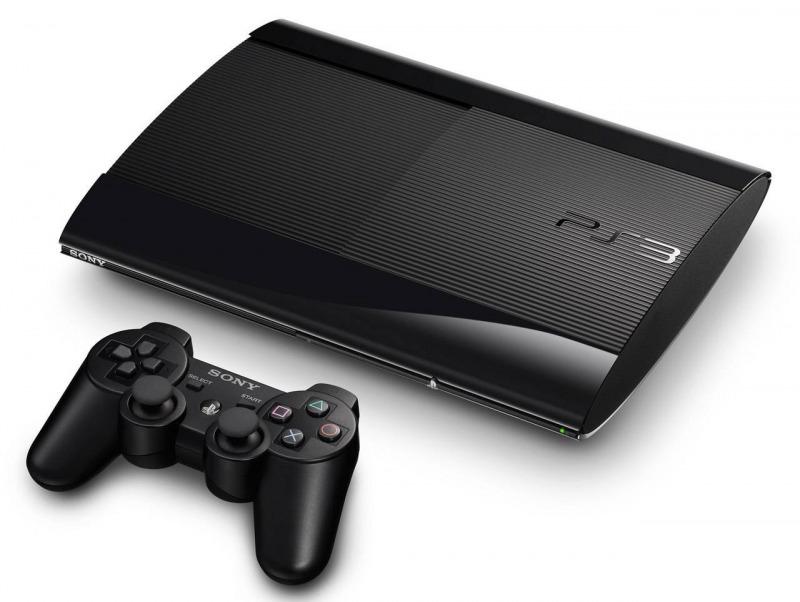 Игровая приставка Sony PlayStation 3 Super Slim 12ГБ