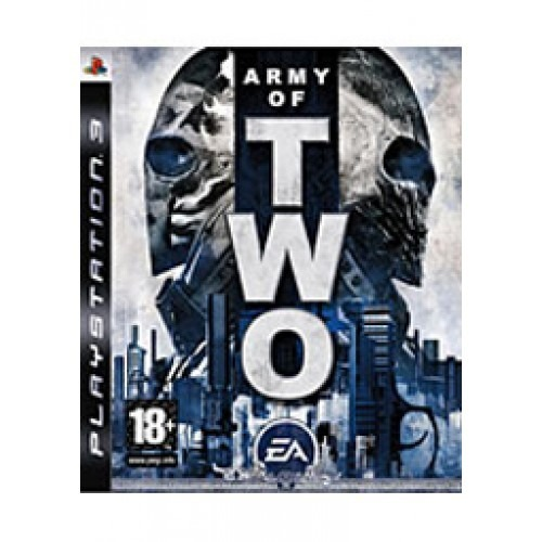 Диск PS3 Army of Two