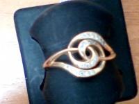 Кольцо Золото 585 (14K) вес 1.80 г