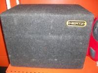 Автомобильный саббуфер HERTZ