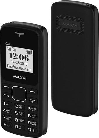 Мобильный телефон MAXVI C23 (Новый)