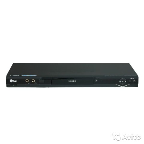 DVD LG DKS-3000