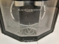 Автомобильный сабвуфер ABP121T Audiobahn c усилителем  Blaupunkt GTA 270