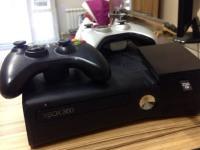 Xbox 360 + HDD 250GB