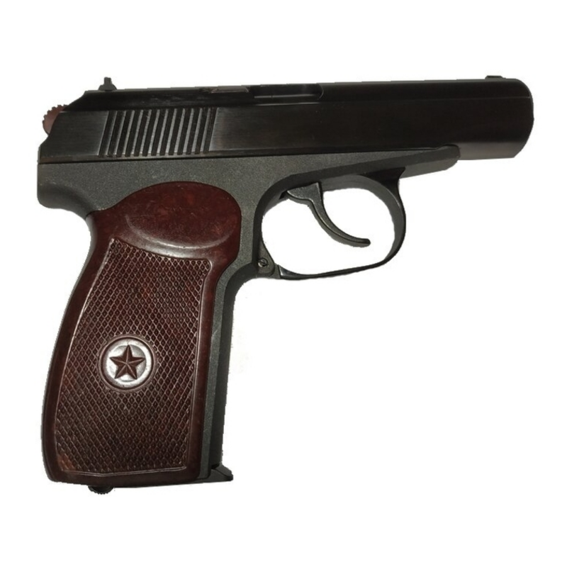 Охолощенный СХП пистолет РМК Kurs (Макаров-СО) 10ТК