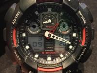 Часы Сasio GA-100