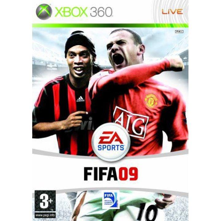 Диск на Xbox 360 Fi-Fa 09