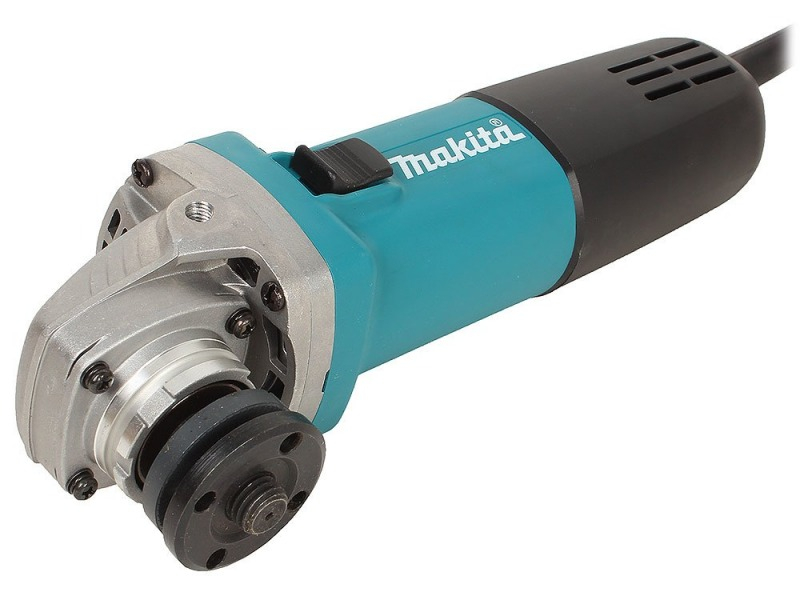 УШМ Makita 9558HN, 840 Вт, 125 мм