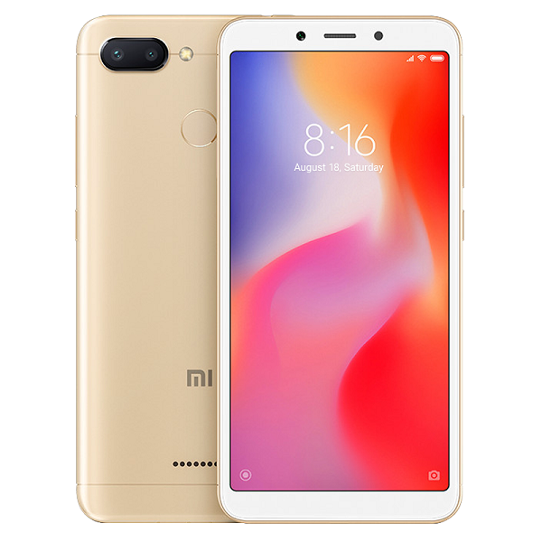 Смартфон Xiaomi Redmi 6 3/32GB