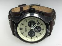 Часы fossil ch2890,б/у,п/ц,на ремне