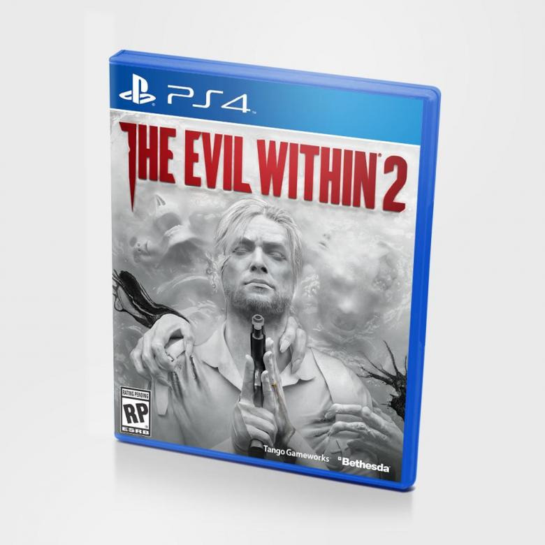 Диск для PS 4 The Evil Within 2