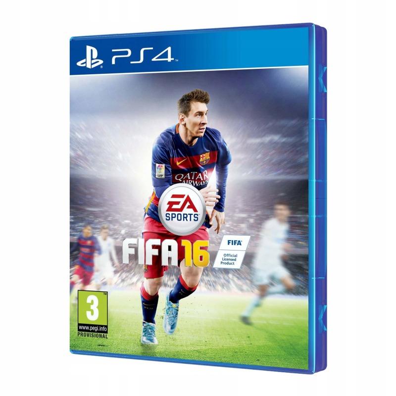 Диск для PS4 FIFA 16