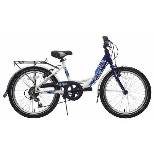 Подростковый горный (MTB) велосипед STELS Pilot 230 Girls (2008)