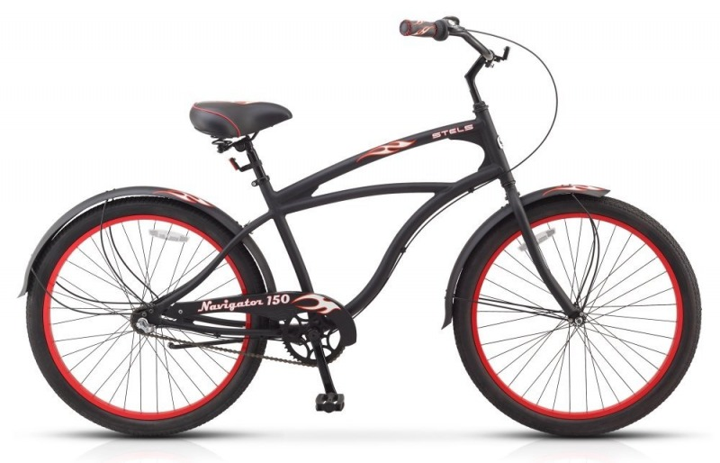 Велосипед круизёр Stels Navigator 150