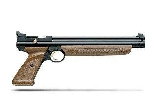 Пневматический пистолет Crosman P1377BR American Classic Brown