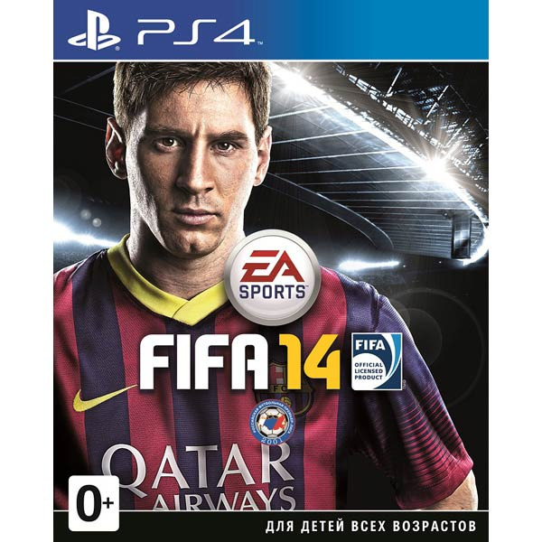 Диск PS4 FIFA14