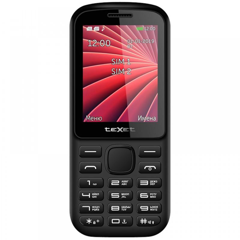 Телефон teXet TM-218