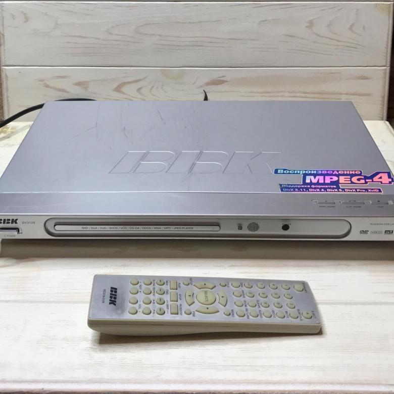 DVD-плеер BBK DV313S
