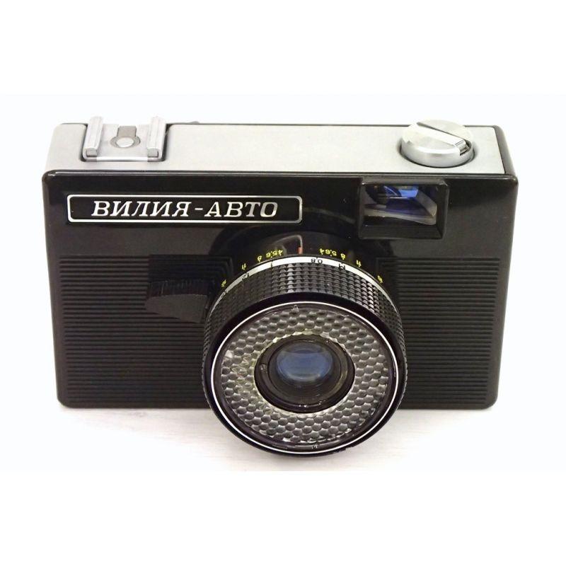 Вилия фотоаппарат