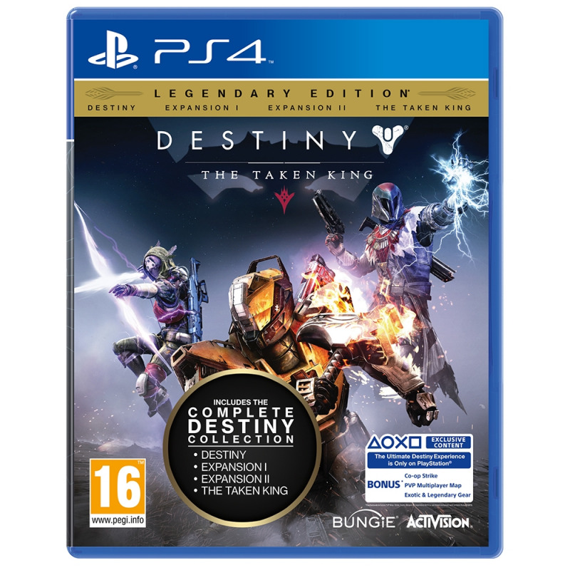 Диск для PS4 Destiny