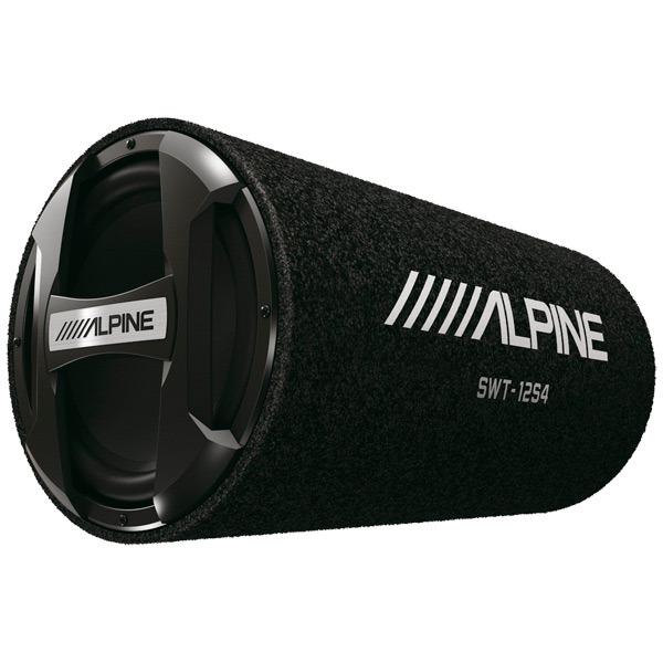 Автомобильный сабвуфер Alpine SWT-12S4