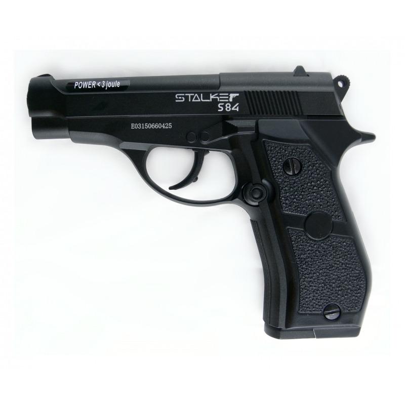 Пневматический пистолет Stalker S84