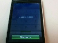 Смартфон Iphone 3Gs