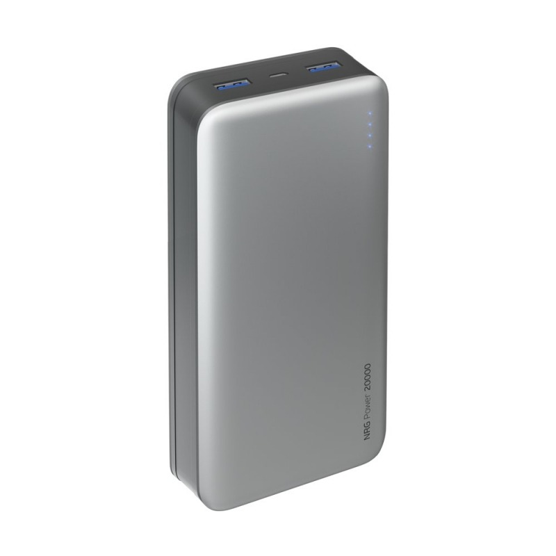 Внешний аккумулятор NRG Power 20000 mAh,