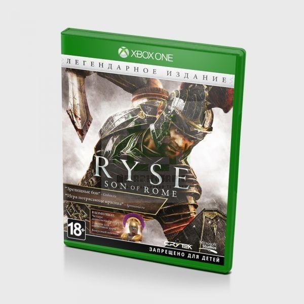 Диск Xbox One Ryse: Son of Rome