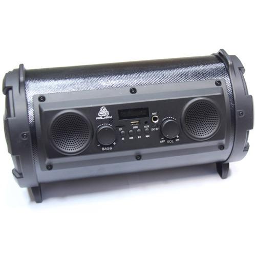 Портативный стерео бумбокс Rojem HBPC1602