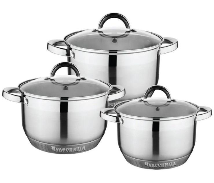 Набор посуды Чудесница НП-3105 (Новый)